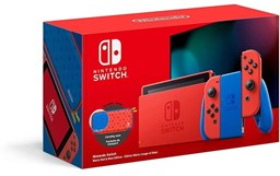 Bild von Nintendo Switch Mario Red & Blue Edition