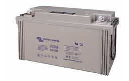 Bild von Victron AGM Deep Cycle Batterie 12V/130Ah