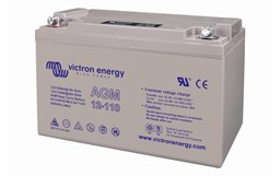 Bild von Victron AGM Deep Cycle Batterie 12V/110Ah