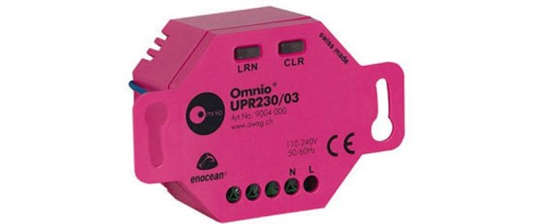 Bild von Omnio EnOcean UP-2-Level Repeater