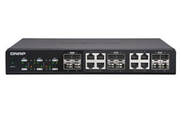 Bild von QNAP QSW-1208-8C, 12-Port 10GbE Switch
