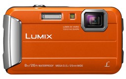 Bild von Panasonic DMC-FT30EG-O orange, 16.1 Mio.