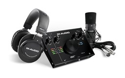 Bild von M-Audio AIR 192|4 Vocal Studio Pro